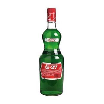 PIPPERMINT G-27 VERDE 1L.