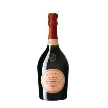 CHAMPAGNE  LAURENT PERRIER ROSÉ 0.75L.