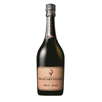 BILLECART SALMON BRUT ROSE 0.75L.