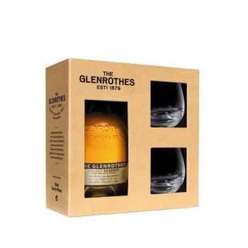 WHISKY MALTA GLENROTHES
