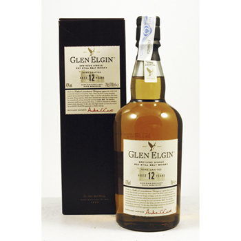 GLEN ELGIN 12YO 0.7L.