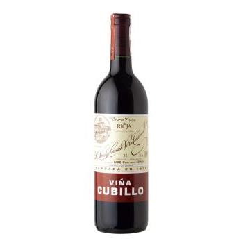 VIÑA CUBILLO CRZ 2012 0.75L.