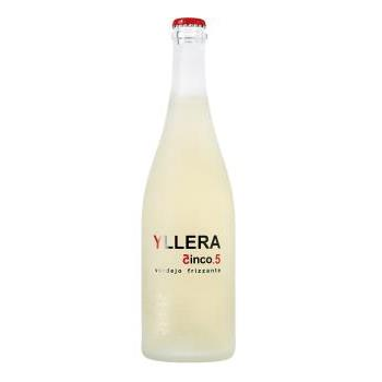 YLLERA 5.CINCO FRIZZANTE 0.75L.