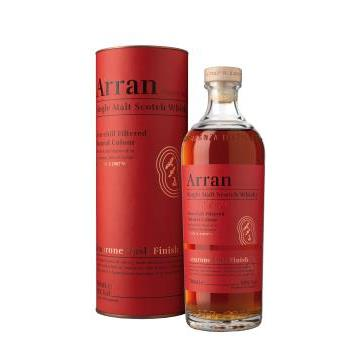 W MALTA ARRAN AMARONE CASK FINISH 50º 0.7L