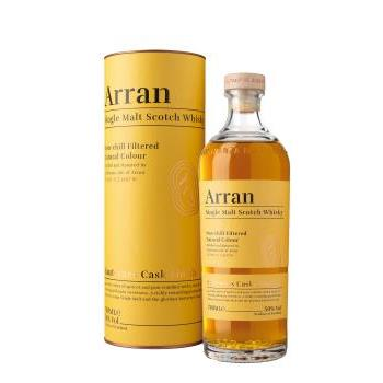 WHISKY ARRAN SAUTERNES CASK FINISH 0.7L.
