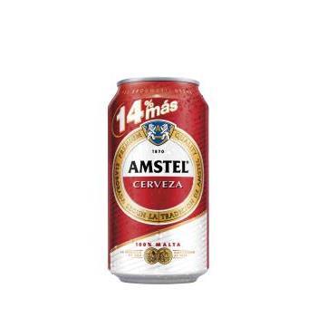AMSTEL LLAUNA 0.33L.