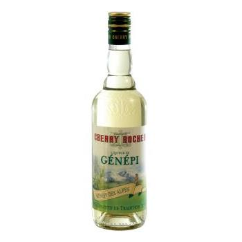 LICOR CHERRY ROCHER GENEPI 0.7L.