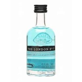 MINI GIN LONDON BLUE 5 CL