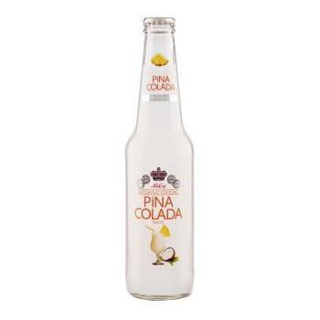 LICOR COCKTAIL PIÑA COLADA ALECOQ 0.33L.