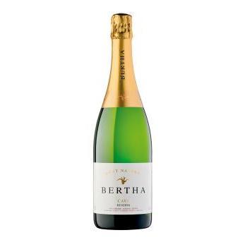 CAVA BERTHA BRUT NATURE RESERVA 0.75CL/ag h 06-2020/