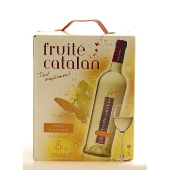 COTES CATALANES FRUITE CATALAN 3L.