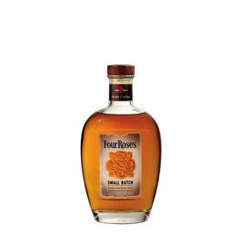 WHISKY FOUR ROSES SMALL BATCH 0.7L.
