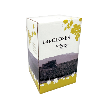 V BLANCO CATALUNYA LES CLOSES BAG IN BOX 5L