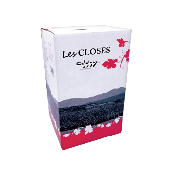 V ROSADO CATALUNYA LES CLOSES BAG IN BOX 5L 12.5º