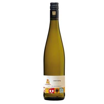 SCHONBORN STA RIESLING S/SWEET 2015 0.75L.
