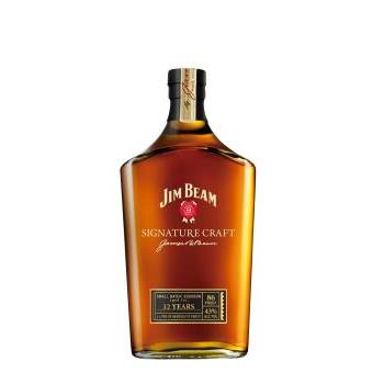 JIM BEAM SIGNATURE 12YO CRAFT 0.7L.