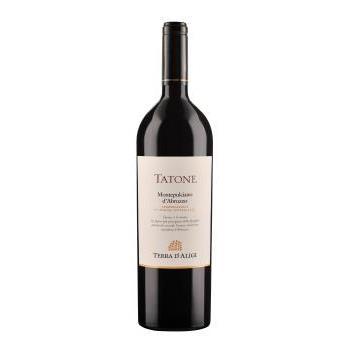 MONTEPULCIANO DOC  TATONE 2014 0.75L.