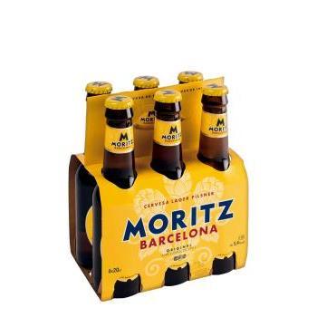MORITZ PACK-6 0.2L.