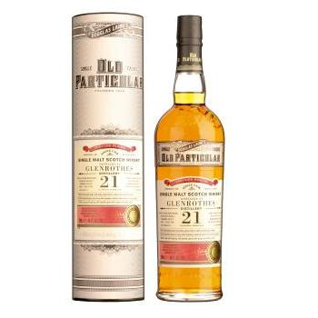 WHISKY GLENROTHES 21YO 0.7L.