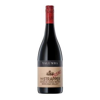 YALUMBA THE STRAPPER 2012 0.75L.