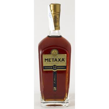 METAXA 12* 0.7L.