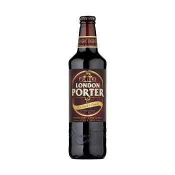 INGLESA FULLERS LONDON PORTER 0.33L.
