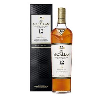 MACALLAN SHERRY OAK 12 YO 0.7L.