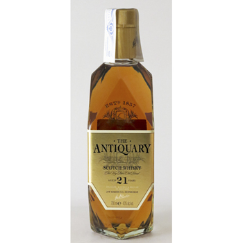 WHISKY ANTIQUARY 21 YEARS 0.7L.