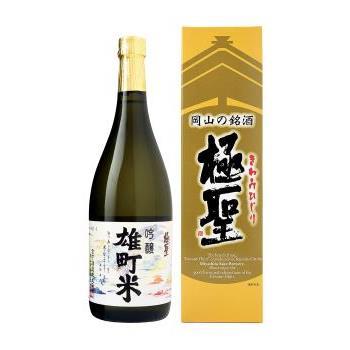 SAKE KIWAMIHIJIRI GINJYO OMACH 0.72L.