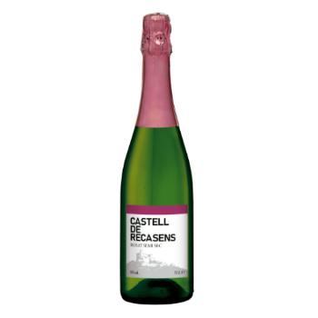 CASTELL DE RECASENS ROSAT 0.75L.