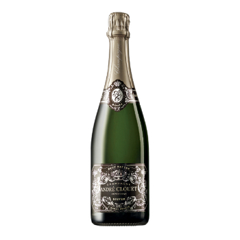 CHAMPAGNE  ANDRE CLOUET SILVER BRUT 0.75L.