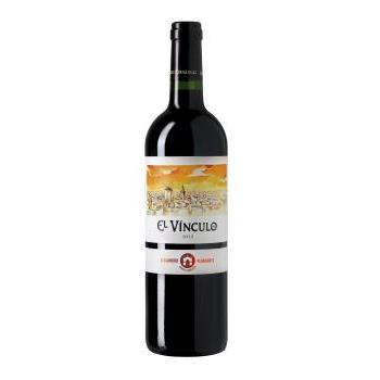 VINO TINTO MANCHA VINCULO CRIANZA 2014 0.75CL
