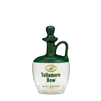 WHISKY IRLANDES TULLAMORE DEW DECANTER 40º 0.7L.