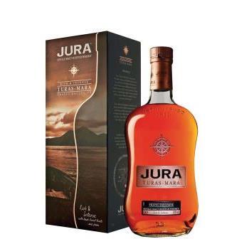 WHISKY MALTA ISLE OF JURA TURAS MARA 42º 1LT+ESTUCHE