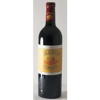 VINO TINTO FRANCES POMEROL CLOS L'EGLISE 2012 0.75CL