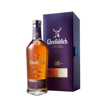 WHISKY GLENFIDDICH 26Y 43º 0.7L. 0.7L.