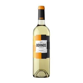 VINO BLANCO RUEDA PALACIO BORNOS VERDEJO JOVEN 2019 0.75CL