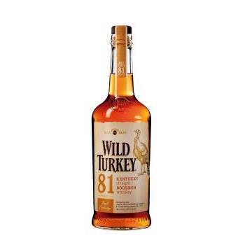 WHISKY WILD TURKEY 0.7L.