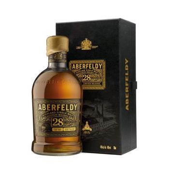 ABERFELDY 28YO 0.7L.