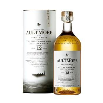 WHISKY  AULTMORE 12Y 1L.