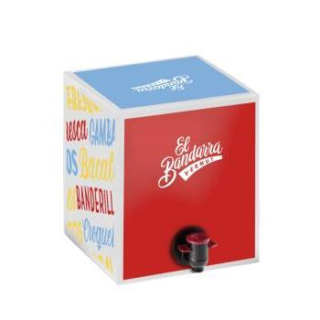 APERTIVO VERMUT EL BANDARRA BAG IN BOX 5L