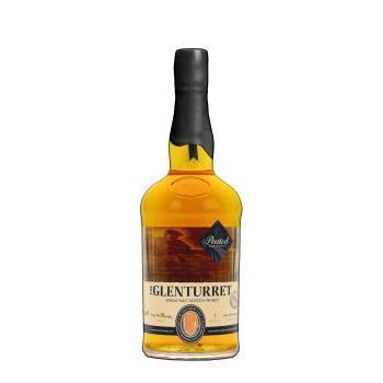 GLENTURRET PEATED 0.7L.