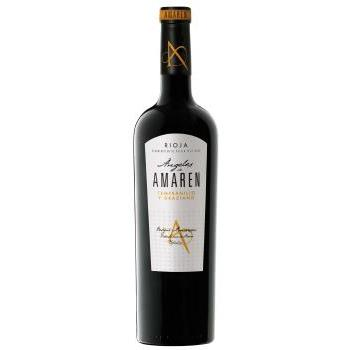 V TINTO RIOJA ANGELES DE AMAREN 2012 0.75CL