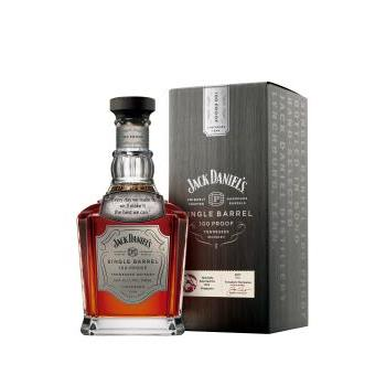 WHISKY J.DANIEL'S SINGLE  BARREL 0.7L.
