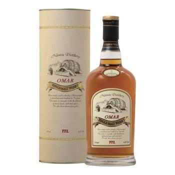WHISKY OMAR SHERRY 0.7L.