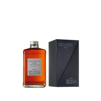 W JAPAN NIKKA FROOM THE BARREL 0.5L.