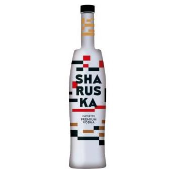 VODKA SHARUSKA PREMIUN 40º 0.7 0.7L.