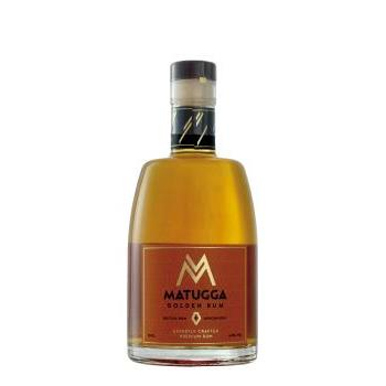 RON MATUGGA GOLDEN 42º 0.70CL- 0.7L.