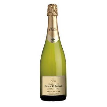 CAVA HERETAT PADRUELL BRUT NATURE 75CL