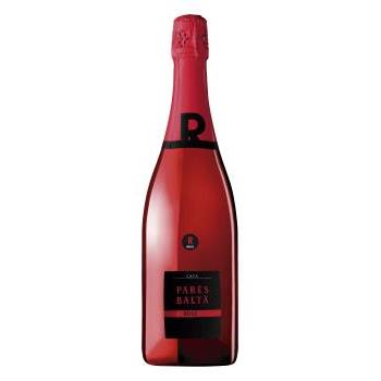 CAVA PARES BALTA ROSE 0.75CL 0.75L.